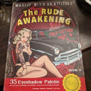 Rude Awakening eyeshadow palette